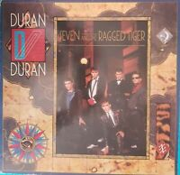 Disk 33 RPM Duran-Duran Seven and the Ragged Tiger