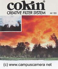 Cokin A Series A125 Graduated Tobacco T2 Resin Filter CA125 1S125 Gradual T2