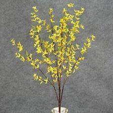 Yellow Artificial Forsythia Bush