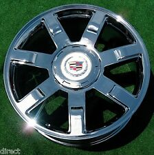 1 NEW 2009 Cadillac Escalade Chrome 22 inch WHEEL OEM Factory Specification 5309