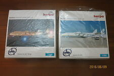 Herpa wings No.515436 515726  1/500 An-225  Mriya Antonov  2 rare models
