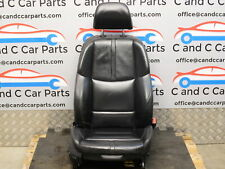 BMW M3 HEATED BLACK LEATHER DRIVER SEAT ELECTRIC WITH LUMBAR E92
