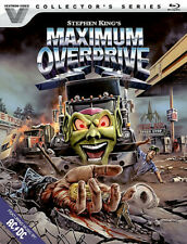 Maximum Overdrive (Vestron Video Collector's Series) [New Blu-ray] Ac-3/Dolby