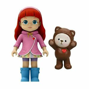 *NEW* Rainbow Ruby Doll Ruby and Choco Toy Action Figurine,  Original,  Rare