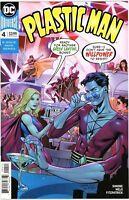 Plastic Man #4 DC Comic 1st Print 2018 unread NM