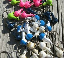 1/8 oz Lead Jigs 5 Great Colors Lot of 30 Walleye Mix PM33