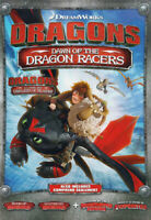 Dragons - Dawn Of The Dragon Racers (Bilingual New DVD