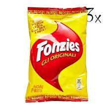 24x Fonzies mais Maissnack mit Käse chips 3 für 8 Portionstüten á 23g Käsechips