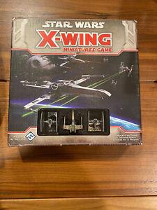 Star Wars X-Wing Miniatures Lot