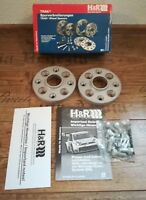 H&r 402346011 Hole Circle Adapters 40mm Renault 4/100 60,1mm on Audi 4/108