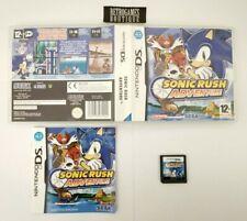SONIC RUSH ADVENTURE DS Nintendo PAL ITA