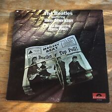 Beatles Featuring Tony Sheridan In The Begining (Circa 1960) LP 1st Issue (1970)