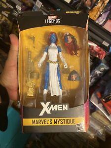 "Marvel Legends Mystique Walgreens Exclusive 6"" action figure mint"
