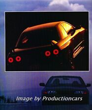 1990 Nissan Skyline GTR GT-R Original Car Review Print Article J717