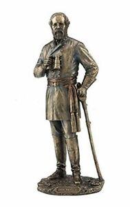 Robert E. Lee Standing Statue Sculpture Civil War   - MINT - GIFT BOXED