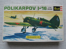 Revell H-635 Polikarpov I-16 1:72 Kombiversand möglich