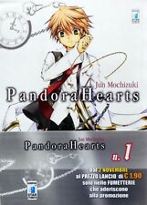 STAR COMICS PANDORA HEARTS N.1