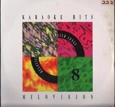 Karaoke Famous English Songs Scenery Mega Rare Japan Laserdisc LD885