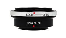 Kipon Adapter FD-FX Canon FD to Fujifilm Fuji X-PRO1 X-PRO2 XE-2S X-T1 X-T100