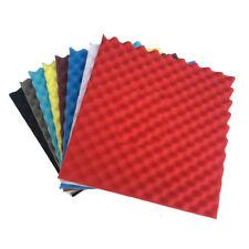 Studio Acoustic Panels Treatment Wall Sound Proofing Sound Blocking Foam 30*30*3