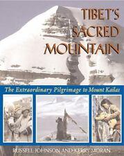 Tibet's Sacred Mountain: The Extraordinary Pilgrimage to Mount Kailas-ExLibrary