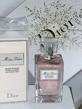 Miss Dior by Christian Dior 3.4 oz Silky Perfume Body Mist Refreshing Fragrance
