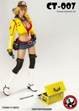 1/6 Final Fantasy XV Cindy Aurum Clothing Set USA Toys Hot Cat Action Figure