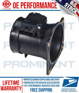 Replacement for Ford F150 F250 F350 F450 Lincoln 99-03 Mass Air Flow Sensor