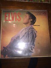 "Elvis LPM-1382 Early Printing Promo Copy !! Scarce !! 12""  Wps-207-1s , 208-1s"