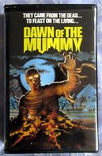 DAWN OF THE MUMMY PRE CERT EX RENTAL SECTION 3 NASTY **SUPER RARE CUT VERSION!**