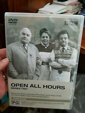 Open All Hours Series Two - DVD MOVIE 💜💜💜 FREE POST