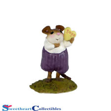 Wee Forest Folk Valentine 2016 He Gaga For U! M564 Limited 300