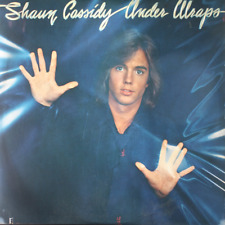 SHAUN CASSIDY Under Wraps - NEW SEALED 1978 LP Record Album Pop Rock Teen Idol
