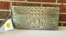 New Brahmin Kayla wristlet Hemlock Melbourne Clutch