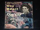 45 tours EP - GUY BEART - L'EAU VIVE - 1958 - LANGUETTE