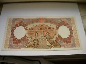10000 LIRE Regine del Mare 1961