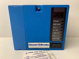 New! Cleaver Brooks CB70 Control 833-2290 (#7389)