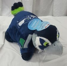 "Seattle Seahawks Large 18"" Mascot Pillow Pet - NFL"