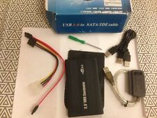 Sata / Ide cable + 2.5 HDD Enclosure USB 2.0