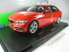 BMW 3 SERIES F30 - 335i 1/18 WELLY (RED)