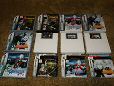 Castlevania Complete Game Boy Advance GBA Collector Lot- Circle - Harmony - Aria