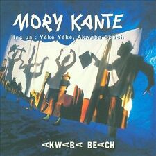 Akwaba Beach 1987 by Kante, Mory . Disc Only/No Case