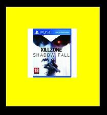 Killzone Shadow Fall PS4 Sony PlayStation 4 PS4 Brand New