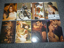 TWILIGHT 4 BREAKING DAWN Japan POSTCARDx8 set Edward Pattinson Kristen Stewart