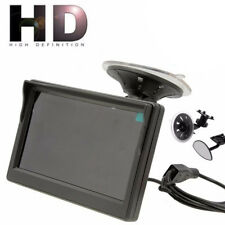 "5"" TFT LCD HD Screen Monitor For Car Rear Reverse Rearview Backup Camera Monitor"