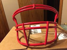Schutt Youth Football Face Mask, Red