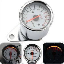 LED Backlit Tachometer For Honda VTX 1300 1800 TYPE C R S N F T RETRO
