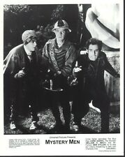 Mystery Men 1999 8x10 black & white movie still photo #8660c