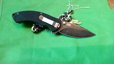 Kershaw Rake blackwash 1780cbbw rare discontinued Reduced Price