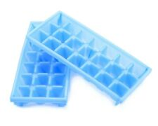 Stackable Miniature Ice Cube Tray for Mini Fridges, Dorm Small Freezers, 2 Pack